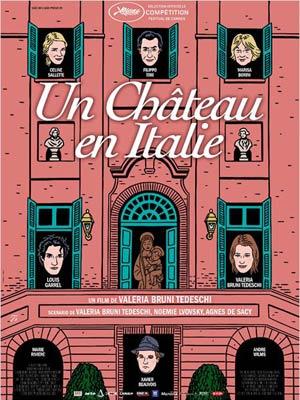 affiche du film Un château en Italie