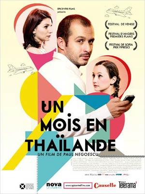affiche du film Un mois en Thaïlande