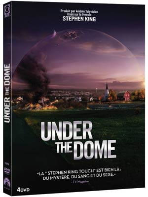 affiche du film Under the Dome