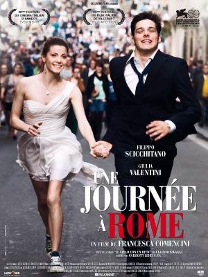 affiche du film Une Journée à Rome