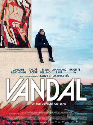 affiche du film Vandal