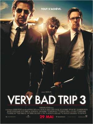 affiche du film Very bad trip III