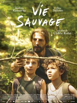 affiche du film Vie sauvage