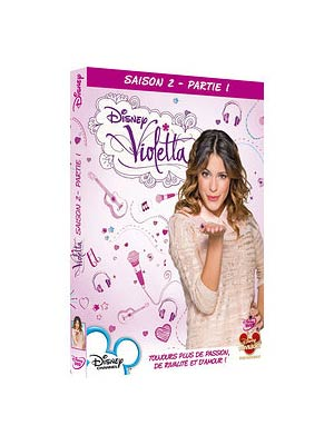 violetta saison 2 partie 1 cr e par v ctor tevah en. Black Bedroom Furniture Sets. Home Design Ideas