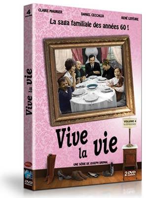 affiche du film Vive la vie volume 4