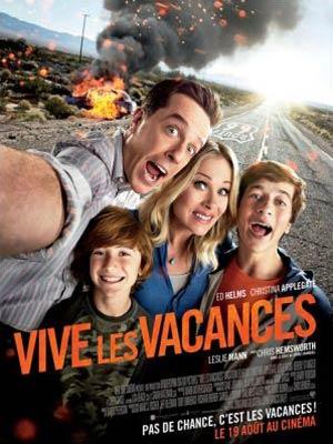 affiche du film Vive les Vacances