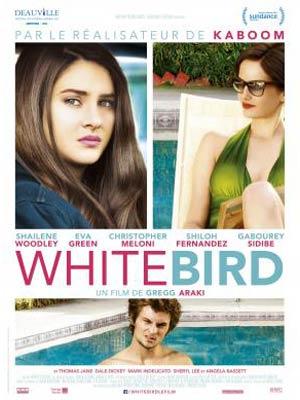 affiche du film White bird (White Bird in a Blizzard)