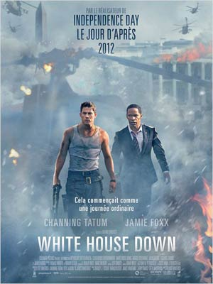 affiche du film White House Down