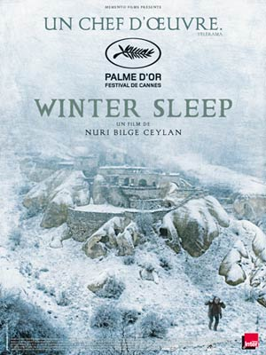 affiche du film Winter Sleep