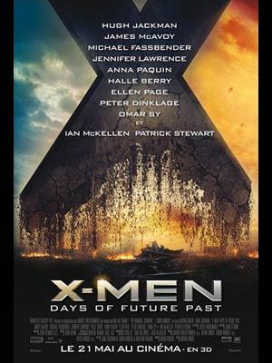 affiche du film X-Men: Days of Future Past