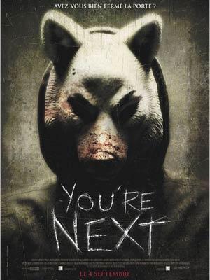 affiche du film You're Next