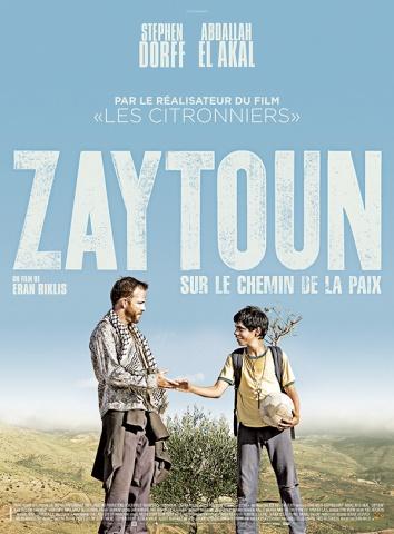affiche du film Zaytoun